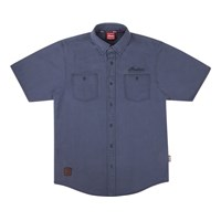 Men's Short Sleeve IMC Shirt -Navy