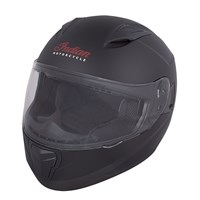 Full Face Freeway Helmet, Black