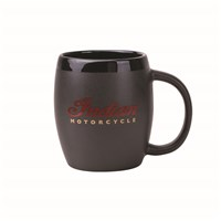 Indian Logo Barrel Mug