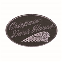 Chieftain Dark Horse Patch