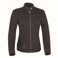 Women's Casual Cotton Loretto Jacket, Black
