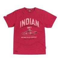 Men's Munro Scout® Streamliner T-Shirt, Red