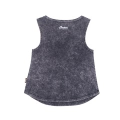 Women's Snow Washed Tank Top, Gray
