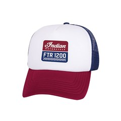 FTR™ 1200 Trucker Hat, Red/White/Blue