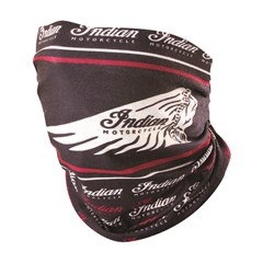 Headdress Multifunctional Headwear, Black/Red