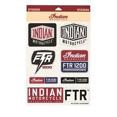 FTR 1200 Sticker Set