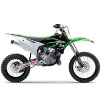 Graphic Kit - Team Kawasaki Race