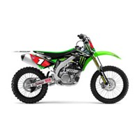 Graphic Kit - 2014 Team Monster Energy® Kawasaki