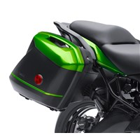 KQR™ 28L Hard Saddlebags, Trim Set, Candy Lime Green/51P