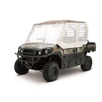 Soft Cab Enclosure, Roof and Back, Realtree® Xtra® Green
