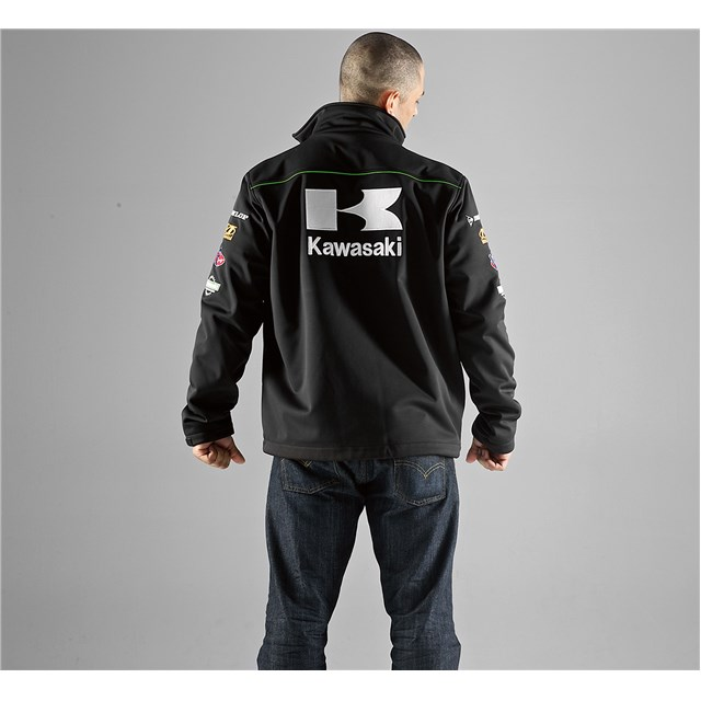 Race Soft Shell Jacket