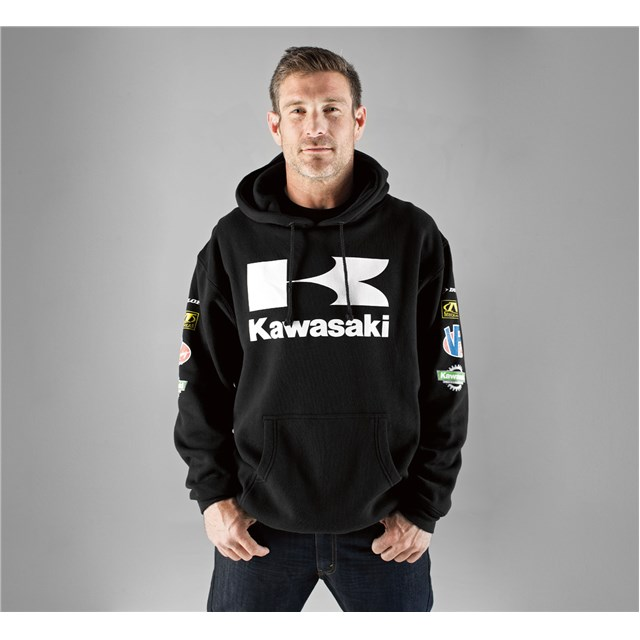 Race Pullover Hooded Sweatshirt