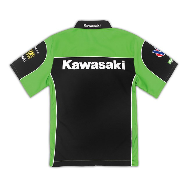 Sublimated Race Shirt