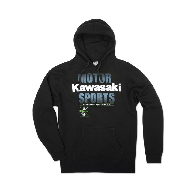 Motorsports Legendary Performance Hooded Sweatshirt