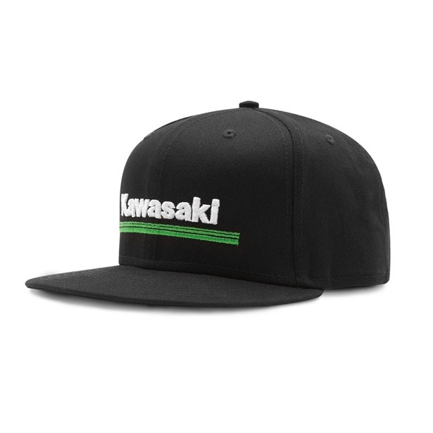 New Era© 9Fifty Kawasaki 3 Green Lines Cap