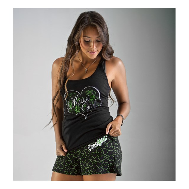 Kawi Girl™ Heart Filled Tank