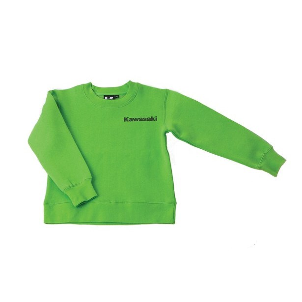 Toddler Logo Crewneck Sweatshirt