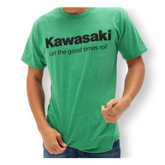 Kawasaki Let The Good Times Roll&Trade; T-Shirt
