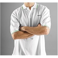 Tipped Collar Polo