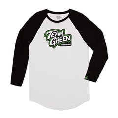 Team Green Raglan T-Shirt