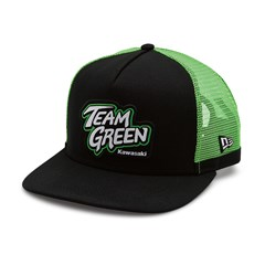 New Era 9Fifty Team Green Mesh Cap