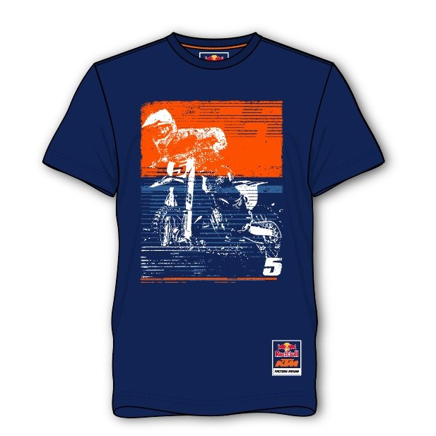 RB/KTM DUNGEY SIGN TEE