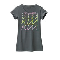 GIRLS V-NECK TEE