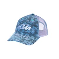Girls Digital Camo Hat