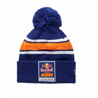Red Bull Factory Racing Pom Logo Beanie