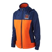 Red Bull KTM Factory Racing Women's Softshell Jacket