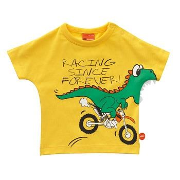 Racer Dino Toddler T-Shirt