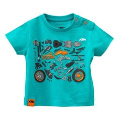 Mechanic Baby T-Shirt