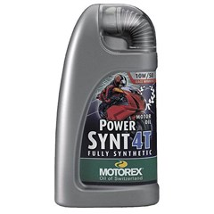 Motorex Power Synthetic 4T Engine Oil - 10W50