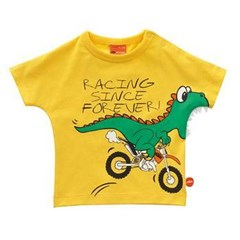 Racer Dino Infant T-Shirt