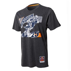 RB/KTM MUSQUIN TEE CHAR;