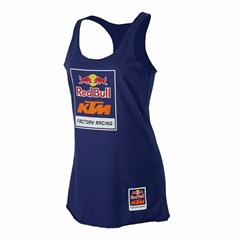 Red Bull KTM Racing Women's Logo Tank Navy