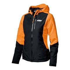 Womens Orange Jackets