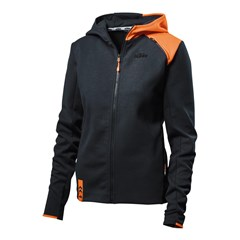 Womens Unbound Zip Hoodies