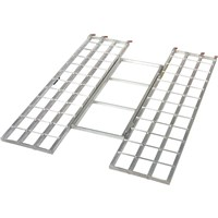 Lightweight Aluminum Tri-Fold Ramps by Polaris®