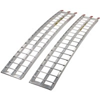 Heavy-Duty Aluminum Arched Ramp by Polaris®