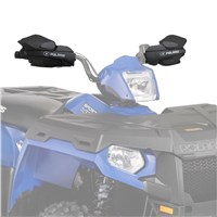 ATV Handguards in Black, 2 Pack