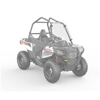 Lock & Ride® Full Poly Windshield