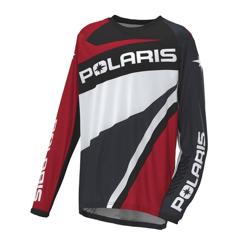 Unisex Long-Sleeve Off-Road Riding Jersey