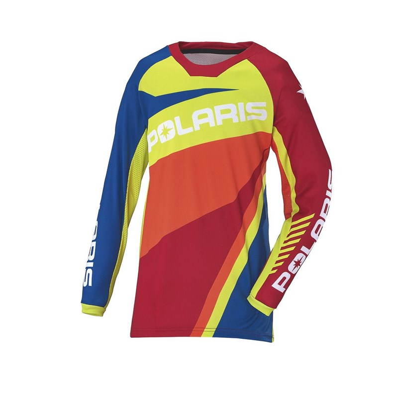 Youth Off-Road Long-Sleeve Riding Jersey