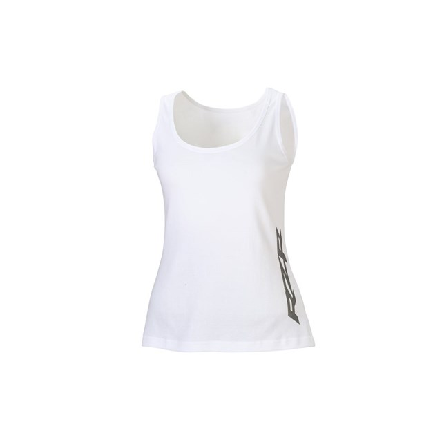 RZR® Womens Torq Tank - White by Polaris®