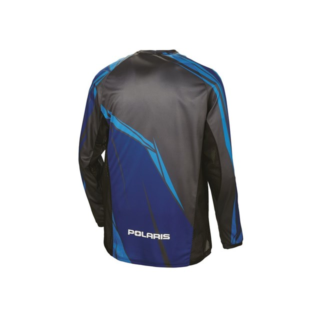 Off-Road Riding Jersey - Blue by Polaris®