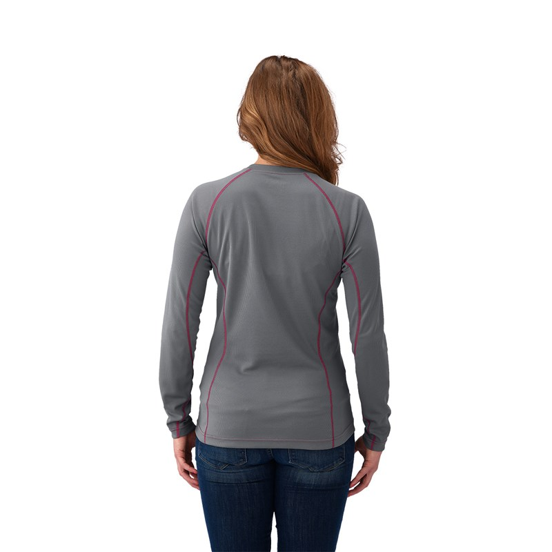 Women's Cooling Shirt - Gray