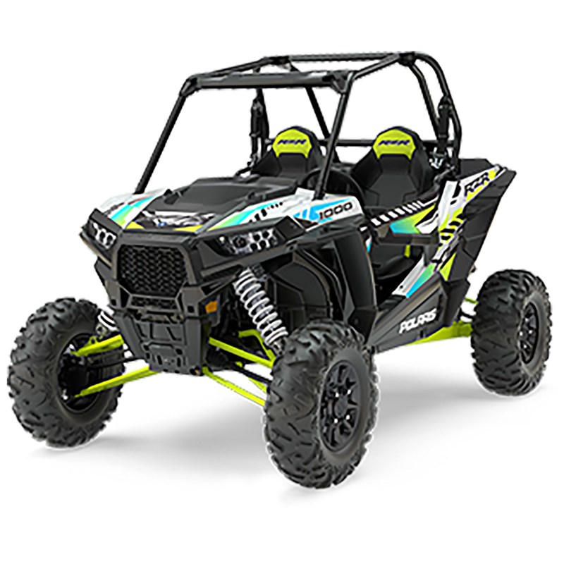 RZR XP 1000 Toy - White Lightning