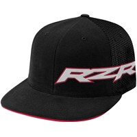 Mens RZR Edge Hat - Black by Polaris