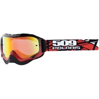 509 Dirt Pro Goggle- Red Tech